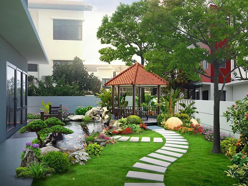 Top 500+ ý tưởng đẹp nhất về các mẫu thiết kế sân vườn đẹp mắt mà bạn không thể bỏ qua