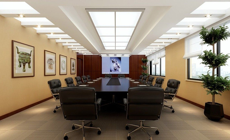 Thiết kế thi công phòng họp