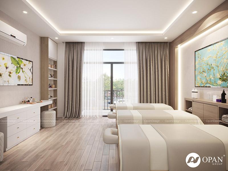 Thiết kế nội thất căn hộanh Ngọc