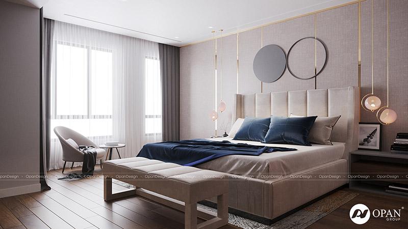 Thiết kế nội thất căn hộ anh Trung Viên