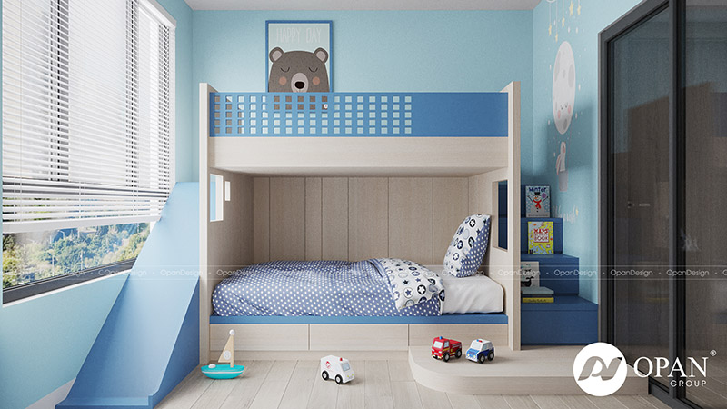 Thiết kế nội thất căn hộ chị Thảo My
