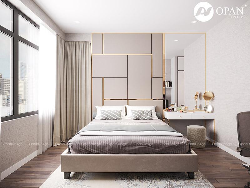 Thiết kế nội thất căn hộ Ngo Manh Ha