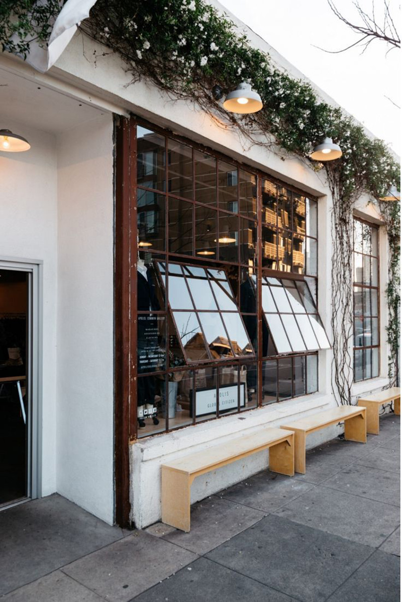 Sân thượng đẹp theo phong cách quán cafe