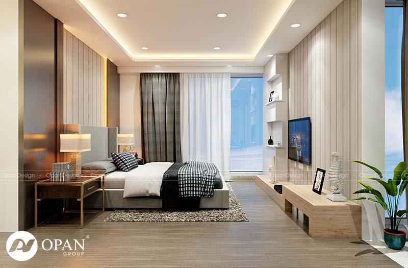 Thiết kế nội thất phòng ngủ diện tích 16m2