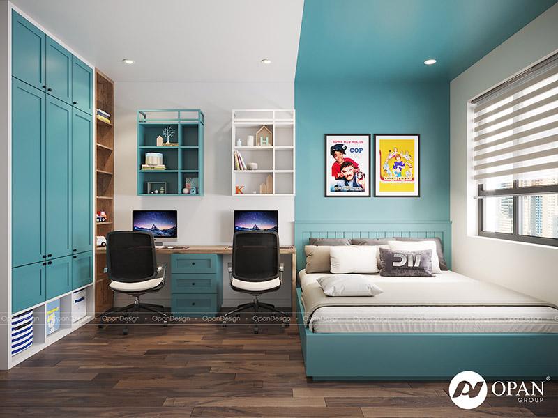 Tỷ lệ thiết kế nội thất chung cư hợp lý