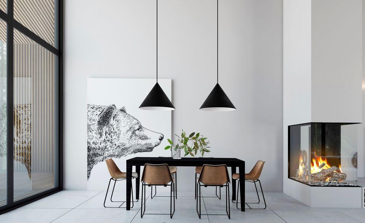 Phong cách thiết kế nội thất biệt thự tối giản [MINIMALISM]